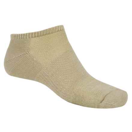 SmartWool Hike Socks - Merino Wool, Below the Ankle (For Men and Women) in Oatmeal - 2nds
