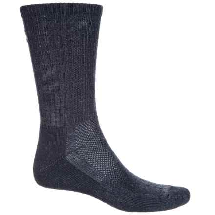 SmartWool Hike Ultra Light Socks - Merino Wool, Crew (For Men and Women) in Navy - Closeouts