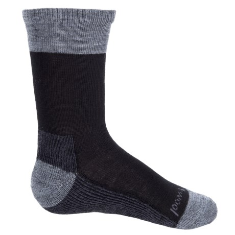 SmartWool Hiker Street Socks - Merino Wool, Crew (For Little and Big Kids)