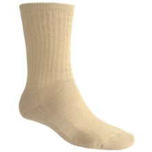 SmartWool Hiking Crew Socks - Merino Wool (For Women) in Buttercream - 2nds