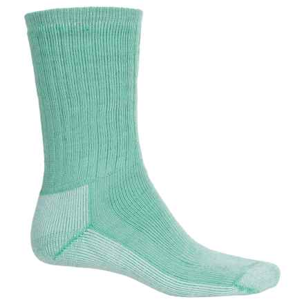 SmartWool Hiking Crew Socks - Merino Wool (For Women) in Spearmint - Closeouts
