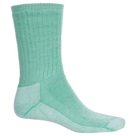 SmartWool Hiking Crew Socks - Merino Wool (For Women) in Spearmint
