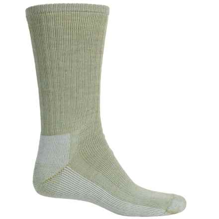 SmartWool Hiking Medium Socks - Merino Wool, Crew (For Men) in Wasabi - Closeouts