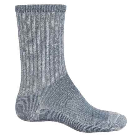 SmartWool Hiking Socks (For Men and Women) in Denim - Closeouts