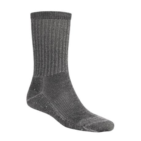 SmartWool Hiking Socks - Merino Wool (For Men and Women) in Grey