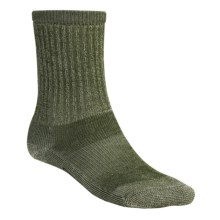 SmartWool Hiking Socks - Merino Wool (For Men and Women) in Loden - 2nds