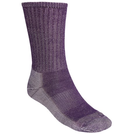 SmartWool Hiking Socks - Merino Wool (For Men and Women) in Purple Family