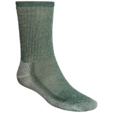 SmartWool Hiking Socks - Merino Wool, Midweight (For Men and Women) in Bottle Green - Closeouts