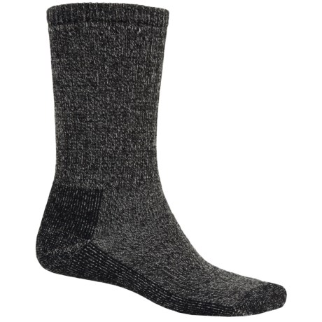 SmartWool Hiking Socks - Midweight, Merino Wool (For Men and Women) in Black/Charcoal