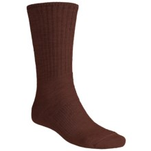 SmartWool Hiking Socks - Midweight, Merino Wool (For Men and Women) in Espresso - 2nds