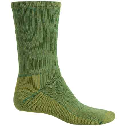 SmartWool Hiking Socks - Midweight, Merino Wool (For Men and Women) in Grasshopper - 2nds