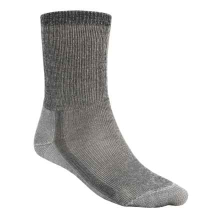 SmartWool Hiking Socks - Midweight, Merino Wool (For Men and Women) in Grey - 2nds