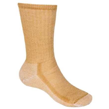 SmartWool Hiking Socks - Midweight, Merino Wool (For Men and Women) in Harvest Gold - 2nds