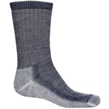 SmartWool Hiking Socks - Midweight, Merino Wool (For Men and Women) in Navy - 2nds