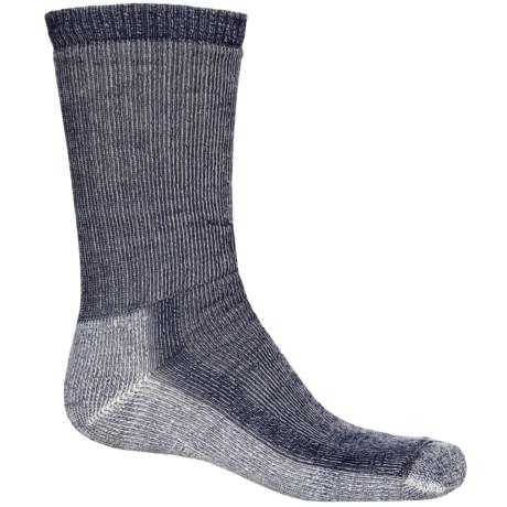 SmartWool Hiking Socks - Midweight, Merino Wool (For Men and Women) in Grey