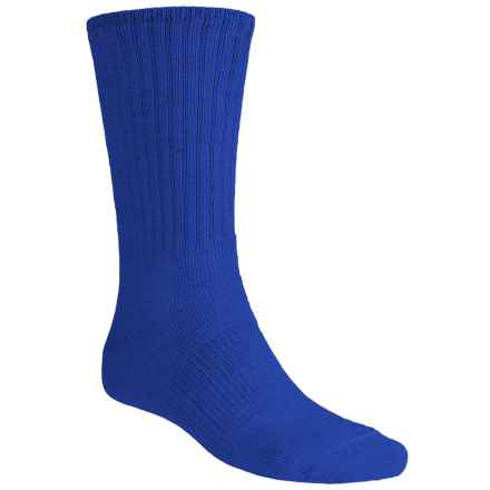 SmartWool Hiking Socks - Midweight, Merino Wool (For Men and Women) in Royal - 2nds