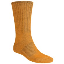 SmartWool Hiking Socks - Midweight, Merino Wool (For Men and Women) in Sunglow - 2nds