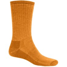 SmartWool Hiking Socks - Midweight, Merino Wool (For Men and Women) in Tangerine - 2nds