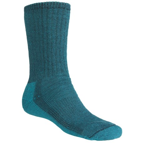 SmartWool Hiking Socks - Midweight, Merino Wool (For Men and Women) in Teal