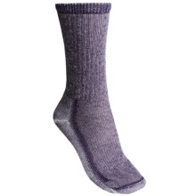 SmartWool Hiking Socks - Wool, Midweight (For Women) in Imperial Purple - Closeouts