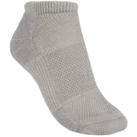 SmartWool Hiking Ultralight Socks - Merino Wool, Ankle (For Women) in Light Grey - 2nds