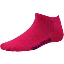 SmartWool Hiking Ultralight Socks - Merino Wool, Ankle (For Women) in Persian Red - 2nds