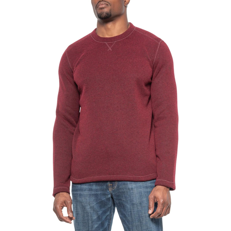40714fcfa SmartWool Hudson Trail Fleece Sweater (For Men)