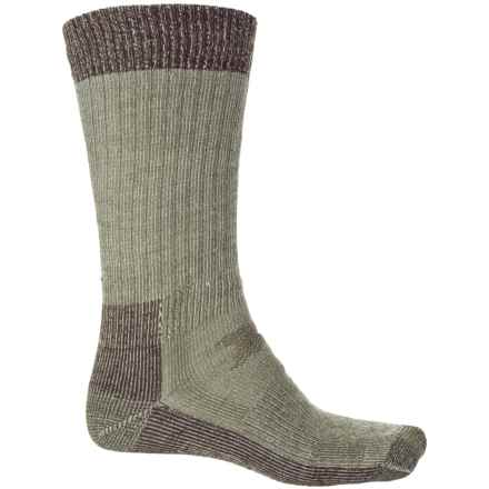 SmartWool Hunt Heavy Socks - Merino Wool, Crew (For Men) in Loden - 2nds