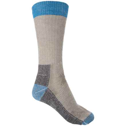 SmartWool Hunt Heavy Socks - Merino Wool, Crew (For Women) in Taupe - 2nds