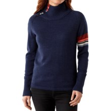 SmartWool Isto Sport Sweater - Merino Wool, Zip Neck (For Women) in Ink Heather - Closeouts