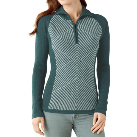 Smartwool Larkslope Half Zip Sweater