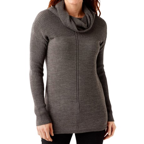 SmartWool Larkslope Tunic Sweater Merino Wool (For Women)