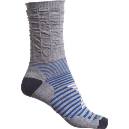 07f49a1f24f SmartWool Light Gray Premium Bailer Boot Socks - Merino Wool