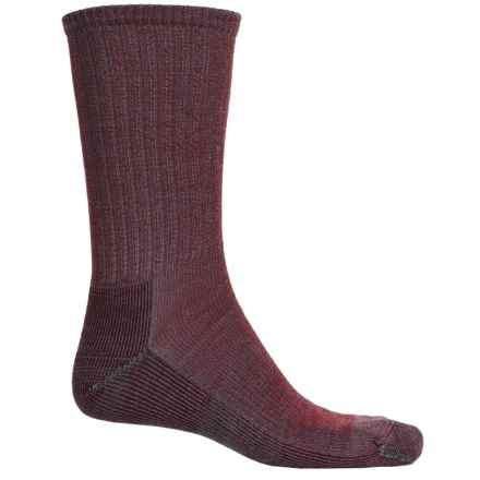 SmartWool Light Hiking Socks - Crew (For Men ad Women) in Canton - Closeouts