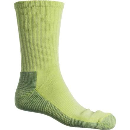 30053c75a2996 New. SmartWool Light Hiking Socks - Merino Wool, Crew (For Men) in Green  Heather