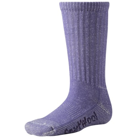 Smartwool Light Hiking Socks - Merino Wool (For Kids) in Lavender