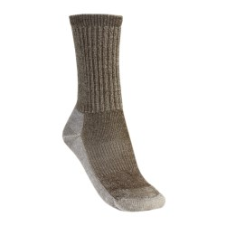 SmartWool Light Hiking Socks - Merino Wool (For Women) in Dark Brown