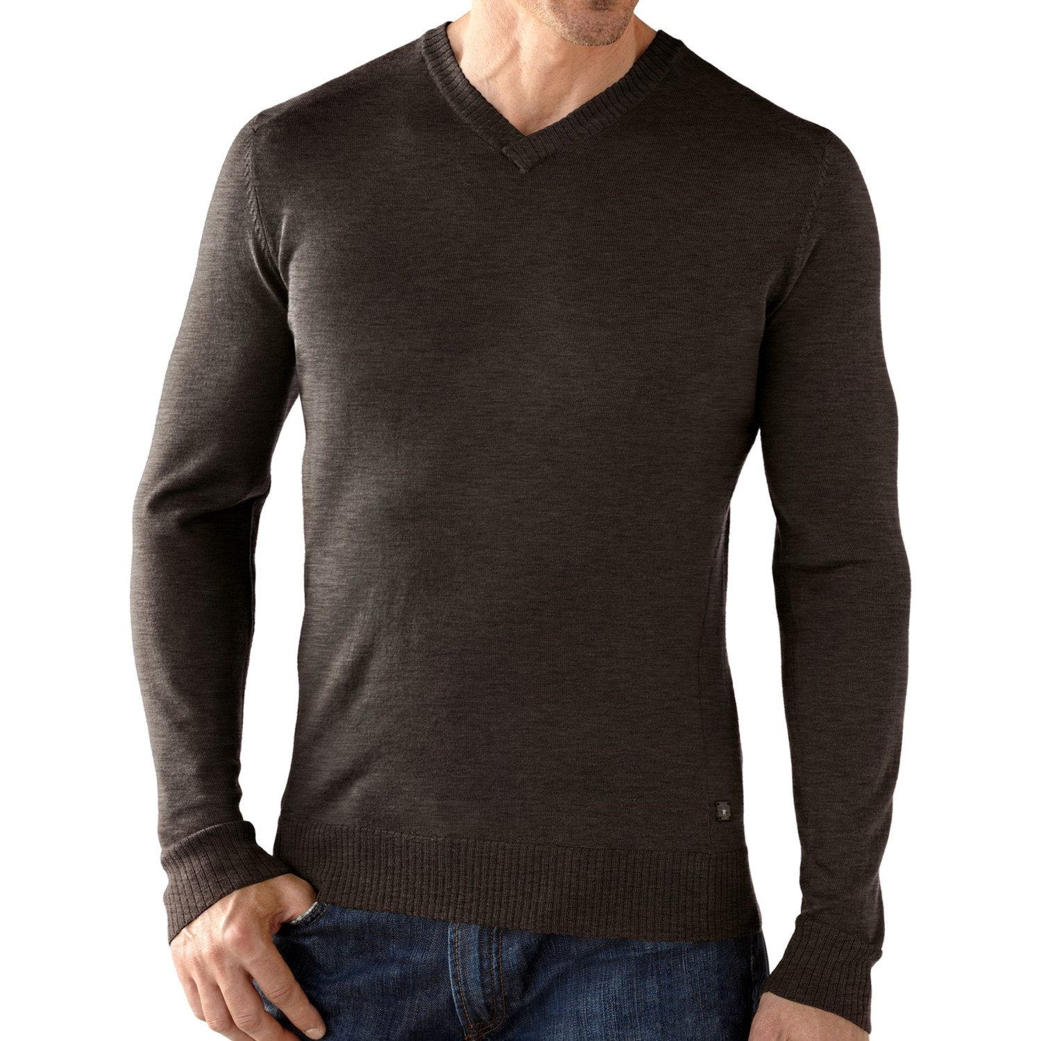 Or for a cooler-weather option, turn to our long-sleeve tees (which are totally ready for layering). Pair any of these cotton crew neck shirts with jeans or khakis to complete the look with our men.