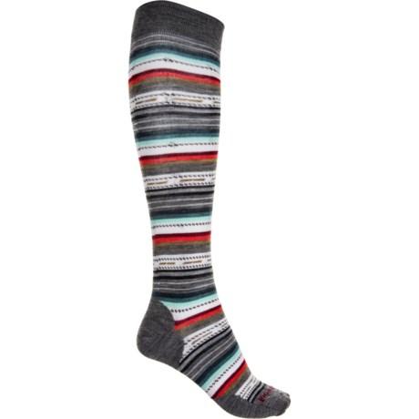 f34ccc5a4 SmartWool Margarita Knee-High Socks - Merino Wool
