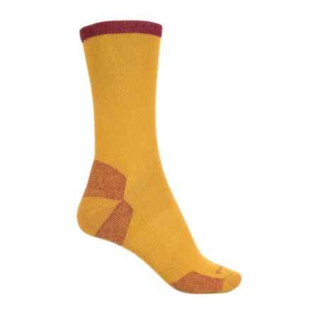 SmartWool Marled Best Friend Socks - Merino Wool, Crew (For Women) in Sunglow - 2nds