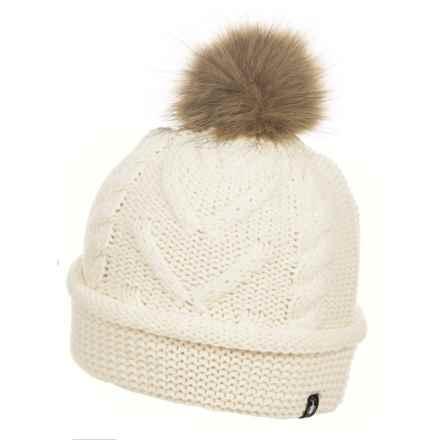 SmartWool Marquette Beanie - Merino Wool (For Women) in Winter White - Overstock