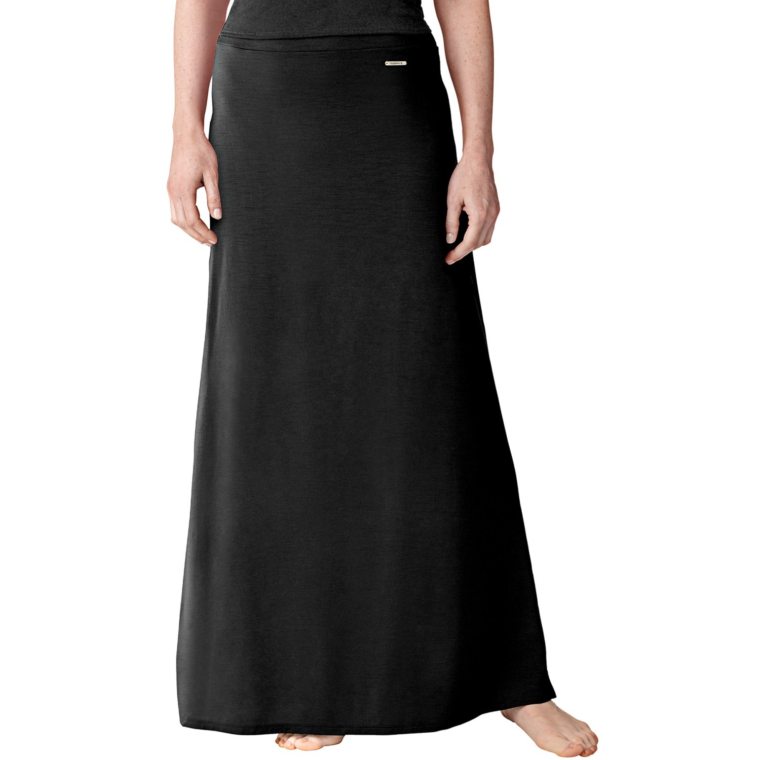 smartwool maxi skirt merino wool for