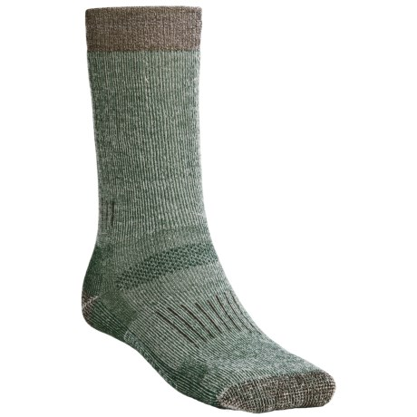 SmartWool Merino Wool Midweight Hunting Socks (For Men and Women) in Loden
