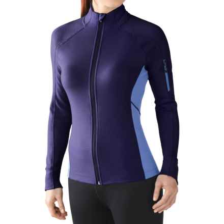 SmartWool MerinoMax 280 Midlayer Jacket - Merino Wool (For Women) in Imperial Purple - Closeouts