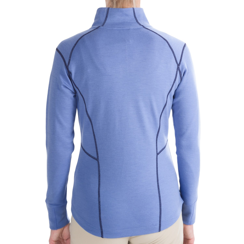 Smartwool merinomax shirt for women 7039r for Merino wool shirt long sleeve