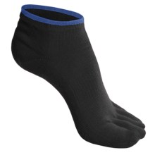 SmartWool Micro Toe Socks - Merino Wool (For Men and Women) in Black - 2nds