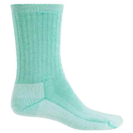 SmartWool Mid Hiking Socks - Merino Wool, Crew (For Women) in Spearmint - 2nds