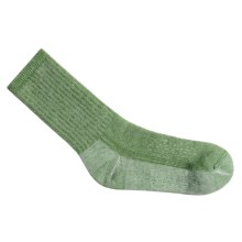 SmartWool Mid Hiking Socks - Merino Wool, Crew (For Women) in Willow - 2nds