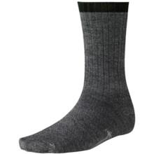 SmartWool Midweight Adventurer Socks - Merino Wool, Crew (For Men) in Medium Grey Marl - Closeouts