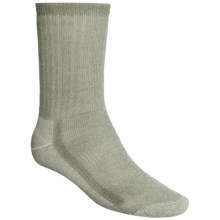 SmartWool Midweight Hiking Socks - Merino Wool, Crew (For Men and Women) in Chino - 2nds